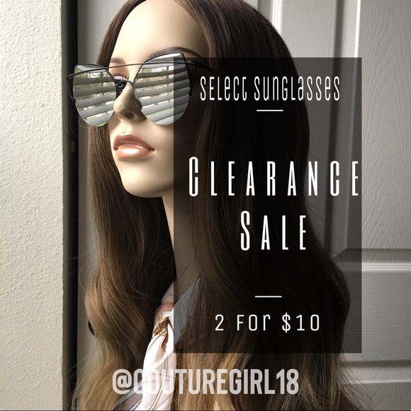 Accessories - 🛑Must Read🛑Final Price Drop On Select Sunglasses